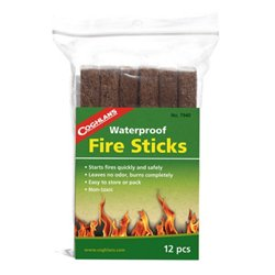Waterproof Fire Sticks 12-Pack