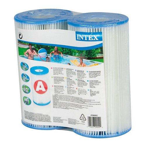 INTEX Type A Filter Cartridge 2-Pack