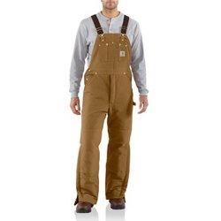 Carhartt Men's Duck Bib Overall