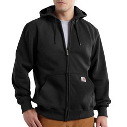 Men's Paxton Heavyweight Hooded Zip-Front Sweatshirt
