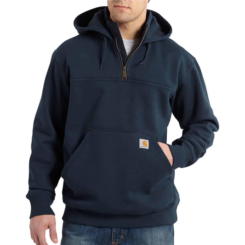 3f46a016c Display product reviews for Carhartt Men's Paxton Heavyweight Hooded Zip  Mock Sweatshirt
