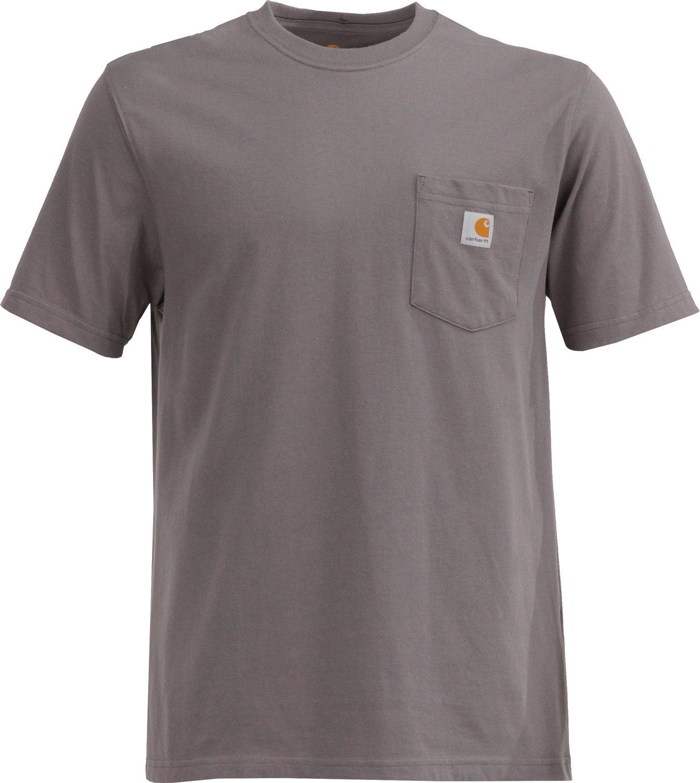 Carhartt Men's Short Sleeve Work Wear Pocket T-shirt - view number 2