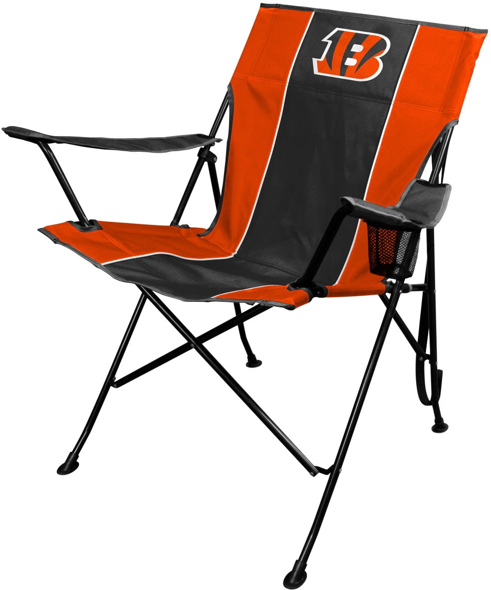Jarden Sports Licensing Cincinnati Bengals TLG8 Folding Chair  sc 1 st  Academy Sports + Outdoors & NFL Chairs | Academy