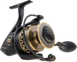PENN Battle II 3000 Spinning Reel Convertible