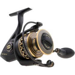 Battle II 3000 Spinning Reel Convertible