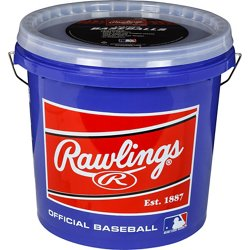 Official League Practice Baseballs 24-Pack