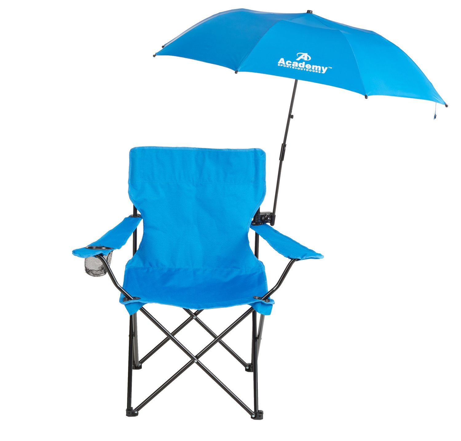Academy Sports + Outdoors 3.4 ft Cl&-On Umbrella  sc 1 st  Academy Sports + Outdoors & Folding Chairs   Plastic Wooden Fabric u0026 Metal Folding Chairs ...