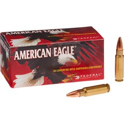 Federal Premium® American Eagle 5.7 x 28mm 40-Grain Centerfire Rifle Ammunition