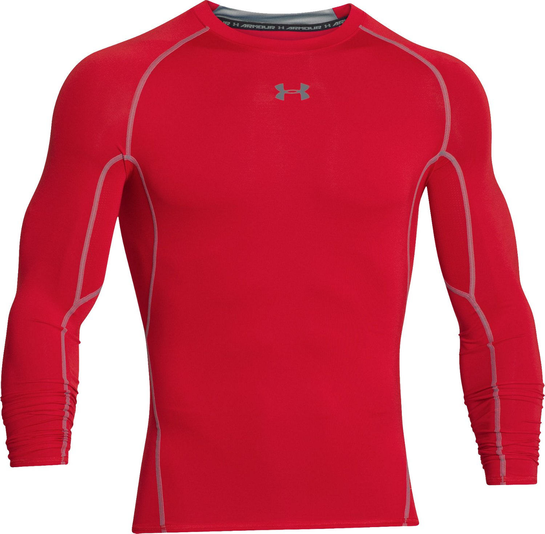 a53996975a Under Armour Men's HeatGear Armour Long Sleeve T-shirt