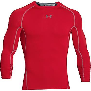 11747f1967 Under Armour Men's HeatGear Armour Long Sleeve T-shirt   Academy