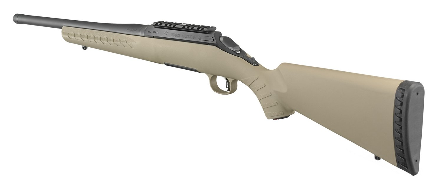 Ruger American Ranch 300 BLK Bolt-Action Rifle - view number 2
