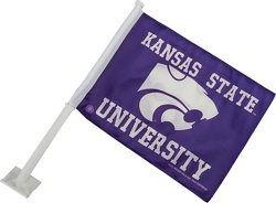 Rico Kansas State University Car Flag