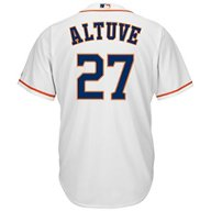 Majestic Men's Houston Astros José Altuve #27 Cool Base® Home Jersey