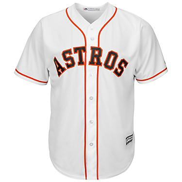 competitive price e0512 fe53d Majestic Men's Houston Astros José Altuve #27 Cool Base® Home Jersey