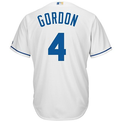 7187e58c068 Academy   Majestic Men s Kansas City Royals Alex Gordon  4 Cool Base® Replica  Jersey. Academy. Hover Click to enlarge