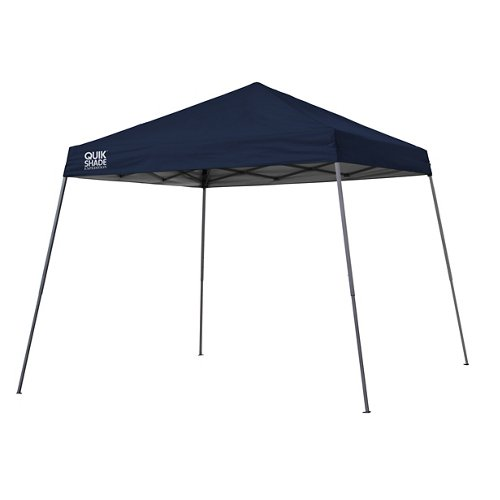 Quik Shade Expedition 64 10' x 10' Slant-Leg Instant Canopy