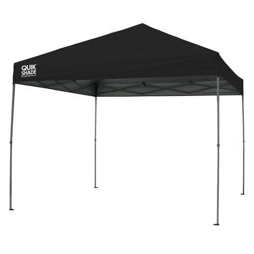 Quik Shade Expedition 100 10' x 10' Straight-Leg Instant Canopy