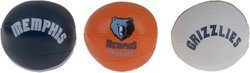 Jarden Sports Licensing Memphis Grizzlies 3 Point Shot Softee Basketball Set 3-Pack