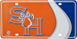 Sam Houston State University Metal Tag