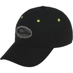 Men's Frayed Logo Cap
