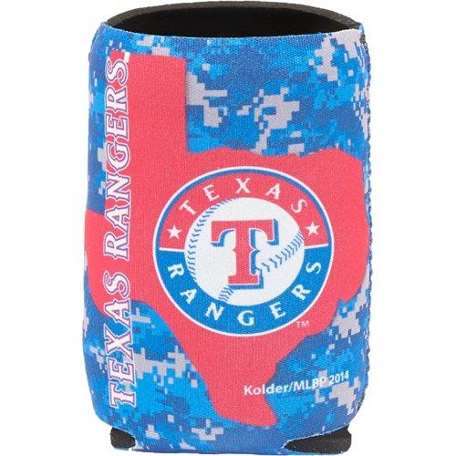 Kolder Texas Rangers 12 oz. Digi Camo Kaddy