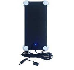 3W Semiflex Monocrystalline Solar Panel Battery Trickle Charger