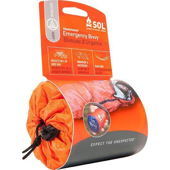 Display product reviews for SOL Emergency Bivvy Bag