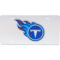 Tennessee Titans Mirror License Plate