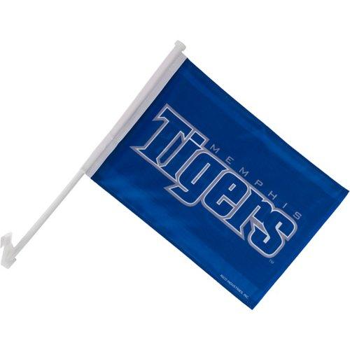 Rico University of Memphis Car Flag