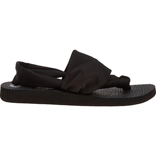 O'Rageous Women's Soft Strap Thong Sandals