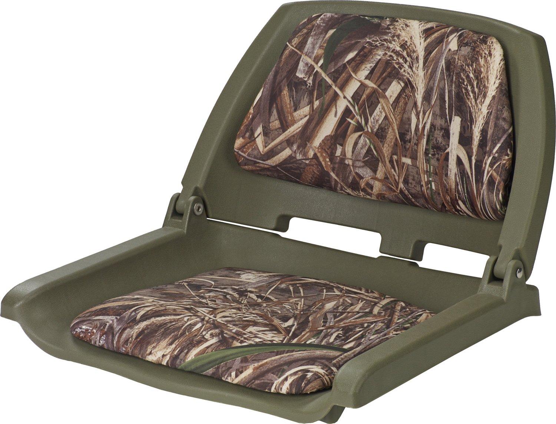 Display product reviews for Marine Raider Realtree Max-5® Padded Fold Down Boat Seat