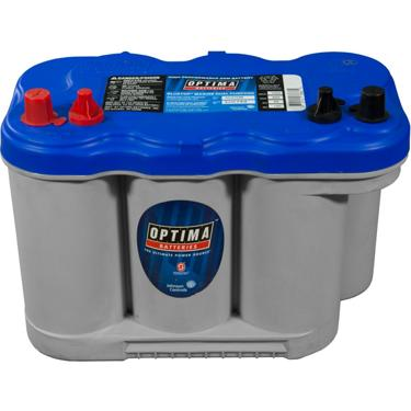 Optima Blue Top >> Optima Bluetop D27m Marine Battery Academy