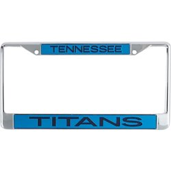 Tennessee Titans Glitter License Plate Frame