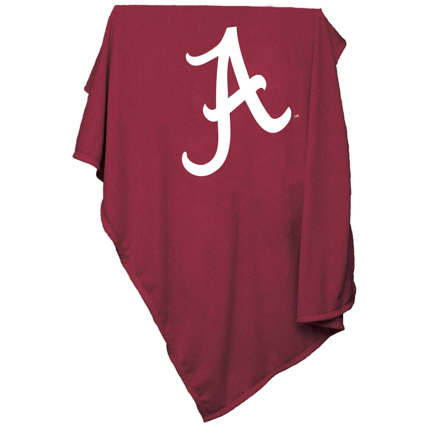 Display product reviews for Logo™ University of Alabama Sweatshirt Blanket