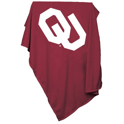 Logo™ University of Oklahoma Sweatshirt Blanket