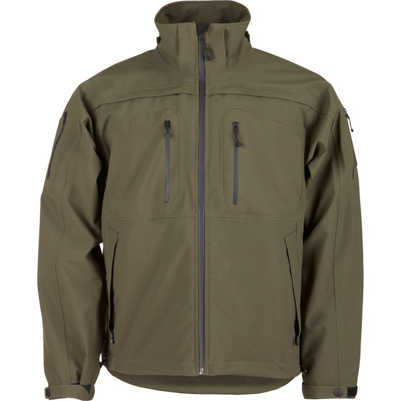 5.11 Tactical Men's Sabre 2.0 Jacket Moss, Large - Men's Longsleeve Outdoor Tops at Academy Sports thumbnail