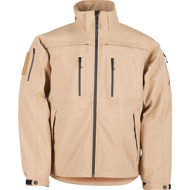 5.11 Tactical Men's Sabre 2.0 Jacket Coyote, Large - Men's Longsleeve Outdoor Tops at Academy Sports thumbnail