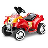 KidTrax Kids' Disney Mickey or Minnie Mouse Toddler 6V Quad Ride-On