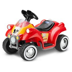 Kids' Disney Mickey or Minnie Mouse Toddler 6V Quad Ride-On