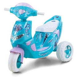 Girls' Disney Frozen Electric Scooter