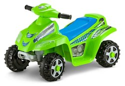 KidTrax Boys' Moto Max 6V Quad Ride-On