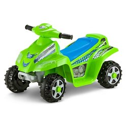 Boys' Moto Max 6V Quad Ride-On