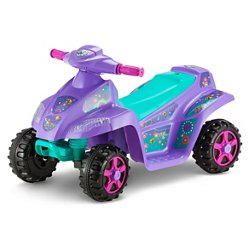 Girls' Melody 6V Quad Ride-On