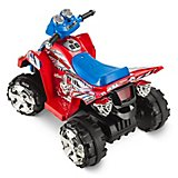 KidTrax Boys' 670Z ATV 6V Quad Ride-On