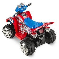 Boys' 670Z ATV 6V Quad Ride-On