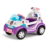 KidTrax Girls' Disney Doc McStuffins Ambulance 6V Quad Ride-On