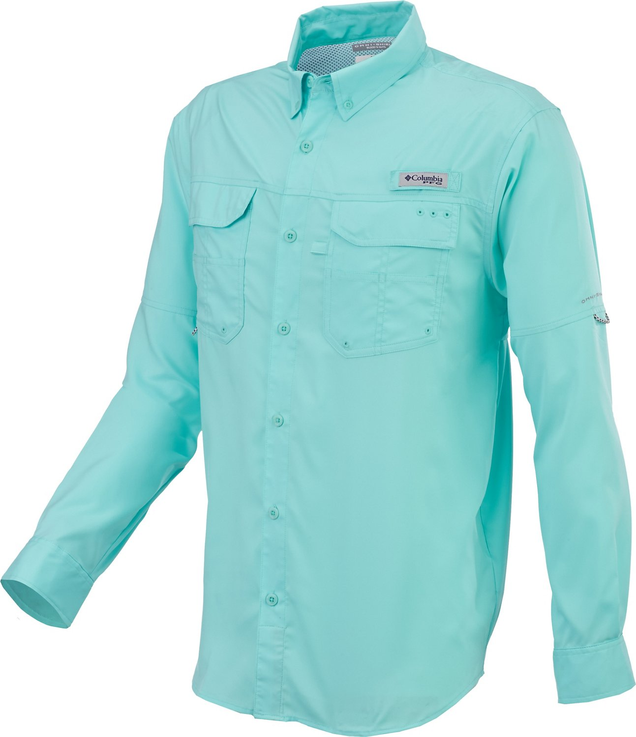 bcdde788b22 Columbia Sportswear Men's Blood and Guts III Long Sleeve Woven Fishing Shirt  | Academy