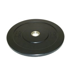 Apollo Athletics Rubber-Coated Bumper Plate