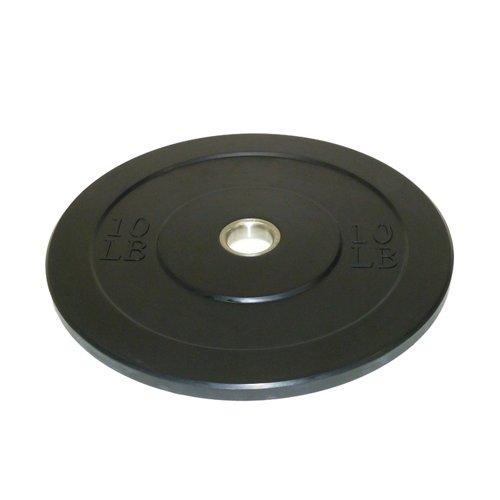 Apollo Athletics Rubber-Coated Bumper Plate