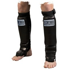 Combat Sports International Contender Fight Sports MMA Grappling Shin Guards